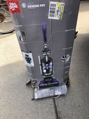 Dirt devil power max vacuum cleaner for Sale in Millcreek, UT