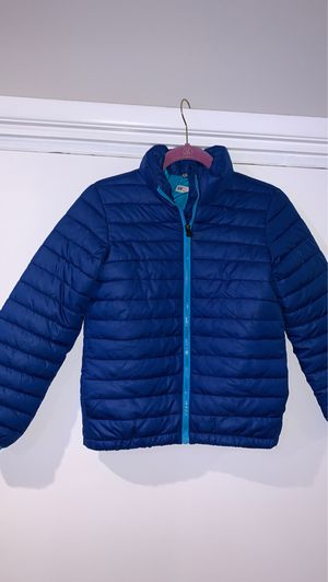 H & M kids puffer jacket nice clean size 10-11Y for Sale in Downey, CA