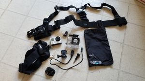Go pro hero 3 with stuff for Sale in Los Angeles, CA