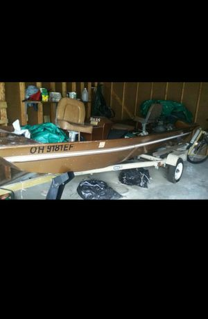 Fishing boat for Sale in Cleveland, OH