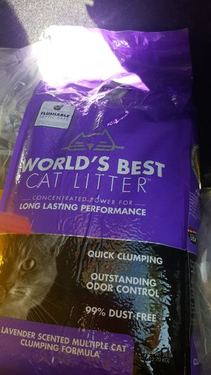 cat litter for Sale in Los Angeles, CA