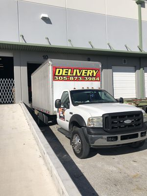 Delivery y mudanzas for Sale in Miami, FL