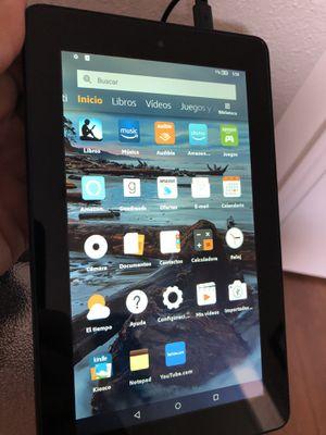 Tablet Fire Amazon Like New for Sale in Winter Garden, FL