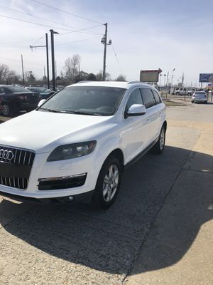 2011 AUDI Q7 Utlity (Quattro) with 4.4 Star Rating ⭐️⭐️⭐️⭐️4D 3.0 Premium AWD ONLY $11,995 TRY $1500-$2500 DOWN with a 550 or Higher Credit Score! WE for Sale in St. Peters, MO