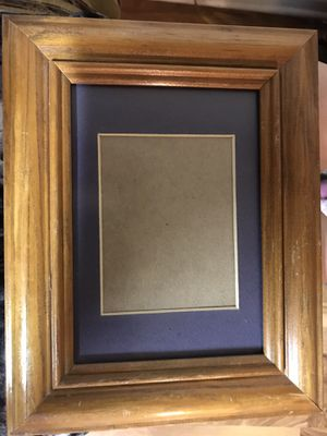 Wood Photo frame for Sale in Lincoln, NE
