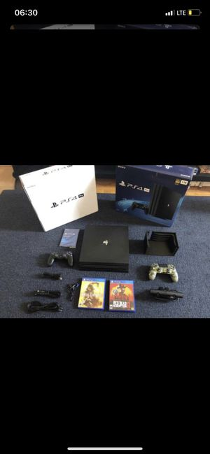 PS4 for Sale in Dubuque, IA