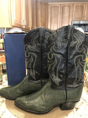 Tony Lama Woman's Western Cowboy Boots for Sale in West Covina, CA