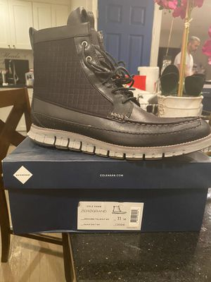 Cole Haan men tall boot for Sale in Takoma Park, MD