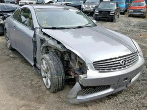 2005 infinity g35 PARTS ONLY) for Sale in Enumclaw, WA