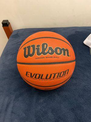 Wilson evolution indoor ball for Sale in Columbia, SC