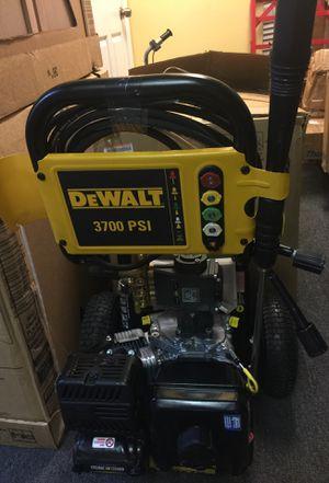 DeWalt pressure washer for Sale in Clearwater, FL
