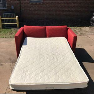 SOFA BED GOOD CONDITION CLEAN for Sale in Houston, TX