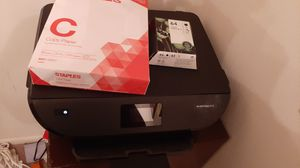 Printer w/ extra ink and copy paper for Sale in Mount Laurel Township, NJ
