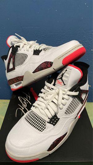 "Air Jordan 4 ""Pale Citron"" 11 for Sale in Camden, NJ"