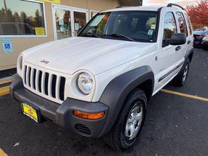 2004 Jeep Liberty for Sale in Federal Way , WA