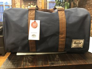 Brand New Herschel Supply Novel Duffle Bag for Sale in Washington, DC