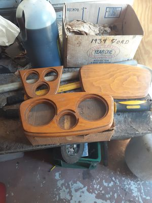 Custom wood – panels for a 34 Ford for Sale in Spring Hill, FL