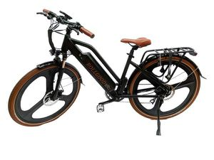 Electric Bike with 48V, 21AH Lithium Battery - New for Sale in Weehawken, NJ
