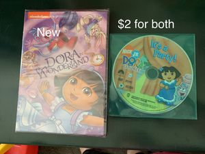 Dora movies for Sale in Moseley, VA