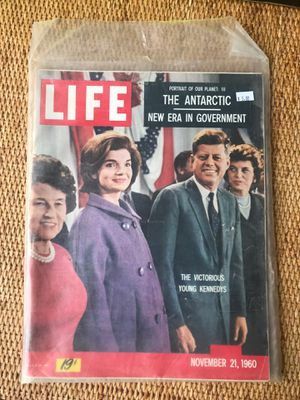 November 21, 1960 LIFE magazine for Sale in Middletown, CT