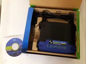 Linksys WRT54GL Wi-Fi Wireless-G Broadband Router for Sale in Boston, MA