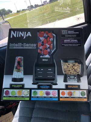 Ninja intelli-sense blender new ! for Sale in San Antonio, TX