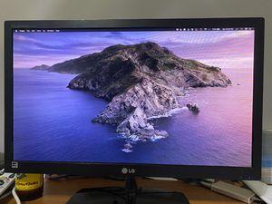 "LG 23"" full HD LED LCD monitor for Sale in Herndon, VA"