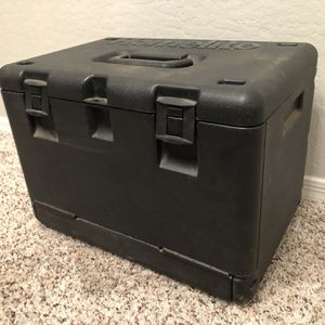 Homelite Hardcase Carrying Case Chainsaw Case Tool Storage With Locking Unit for Sale in Chandler, AZ