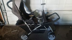 Graco double baby stroller for Sale in Granite City, IL