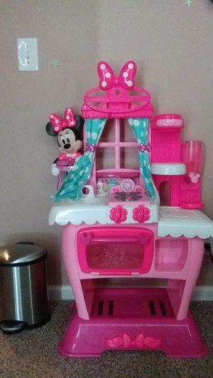 Minni mouse play mini kitchen toy for Sale in La Habra, CA