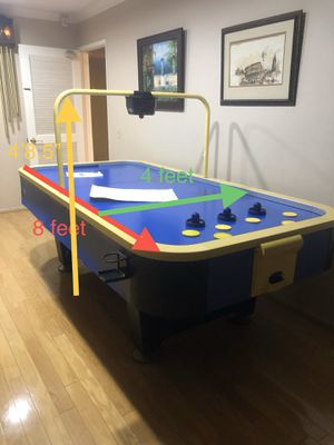 (Classic) Air hockey table $250 for Sale in Santa Ana, CA