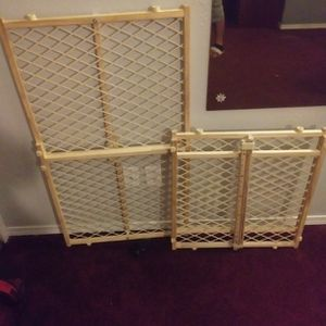 Two Baby Gates for Sale in Hoquiam, WA
