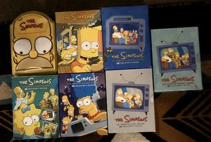 The Simpsons DVDs for Sale in San Jose, CA