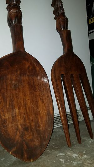 Big spoon and for for kitchen for Sale in Los Angeles, CA