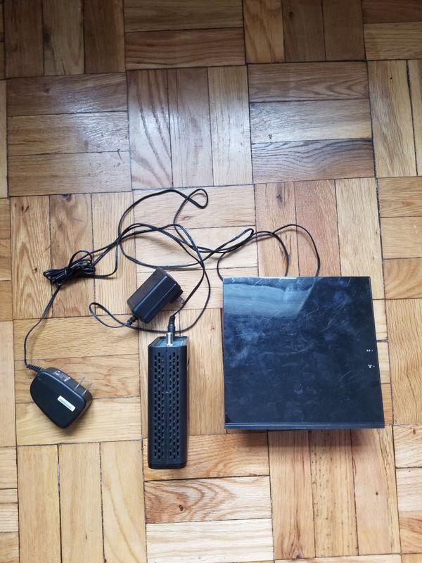 Modem and routers Arris, Netgear