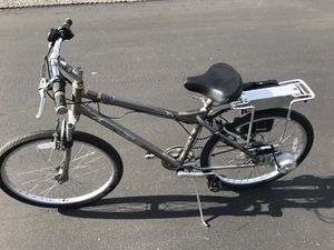Electric bicycle new condition for Sale in Chula Vista, CA