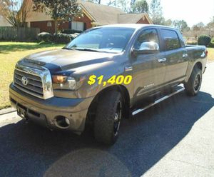 🌸🌸$14OO Selling my 2008 Toyota Tundra.🌸🌸 for Sale in Long Beach, CA