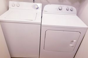 Washer/Dryer - General Electric Washer/Whirlpool Dryer for Sale in Durham, NC
