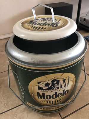 Antique Modelo Cooler for Sale in Austin, TX