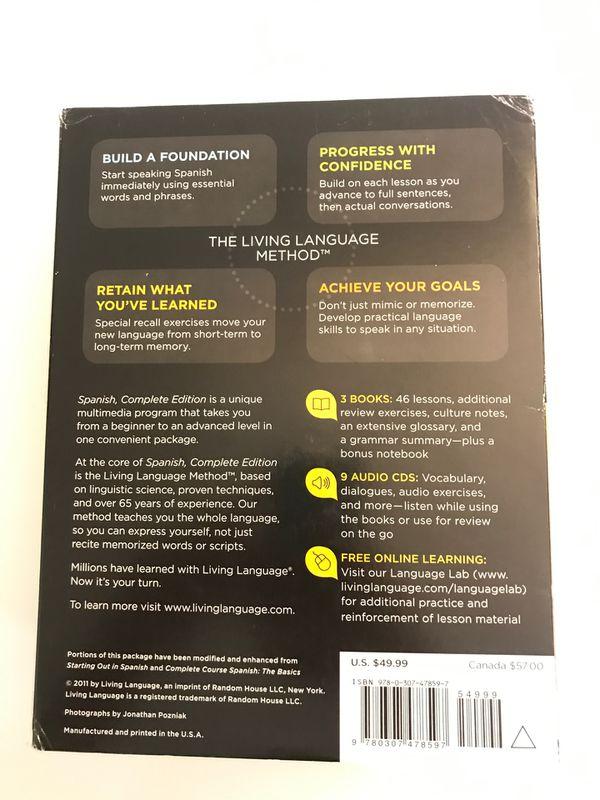 Rosetta Stone Spanish - essential through advanced
