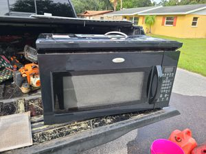 Microwave over range for Sale in Lakeland, FL