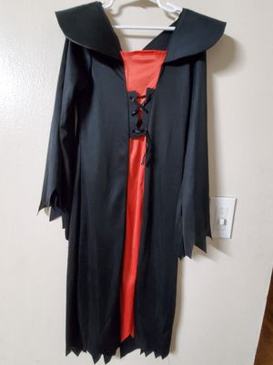 Girl witches costume 8-9 year for Sale in Wichita, KS