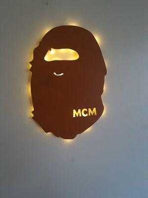 Bape x mcm for Sale in Stockton, CA