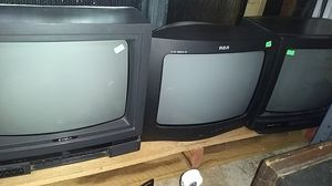 "13"" CRT tv's for Sale in Sullivan, MO"