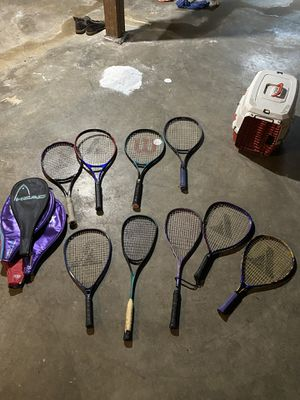 Various Rackets for Sale in Portland, OR