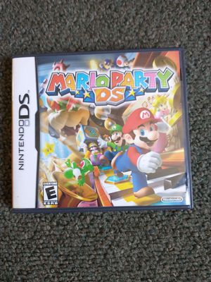 Nintendo DS Mario Party for Sale in Santa Ana, CA