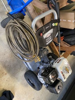 Simpson pressure washer for Sale in Kennesaw, GA