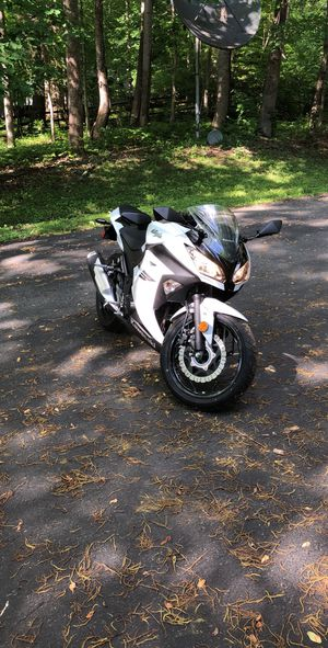 2017 Kawasaki Ninja 300 ABS for Sale in Fairfax, VA