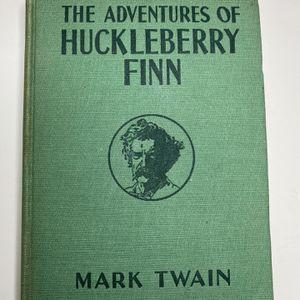 Huckleberry Finn Antique Book for Sale in Salem, OR