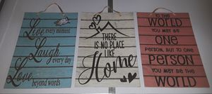 Hanging wall signs for Sale in Cincinnati, OH